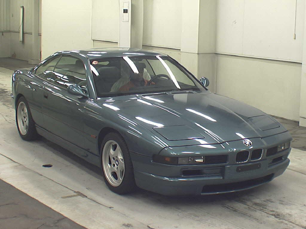 Local Car Auctions >> 1995 BMW 850CSI | Japan Auto Auctions