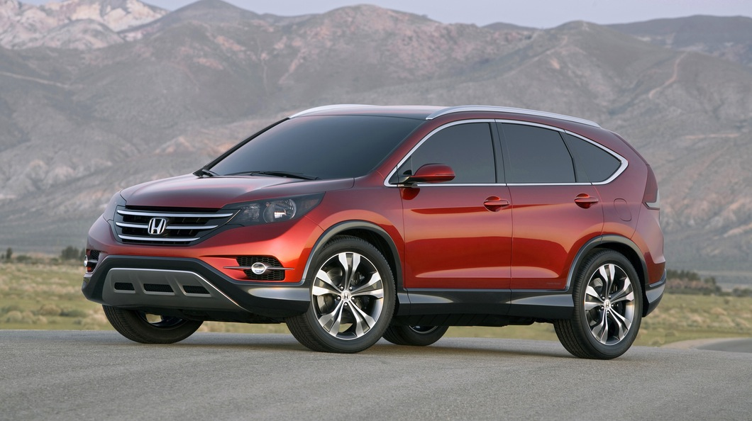 New honda cr v concept vehicle japan auto auctions for Cars similar to honda crv